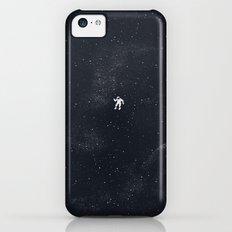 Gravity - Dark Blue Slim Case iPhone 5c