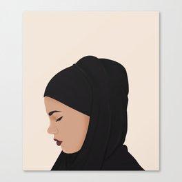 Skam | Sana Bakkoush Canvas Print