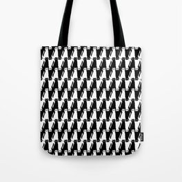 Meowstooth Tote Bag