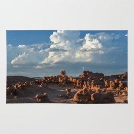 Desert Strike - Goblin Valley Utah Rug
