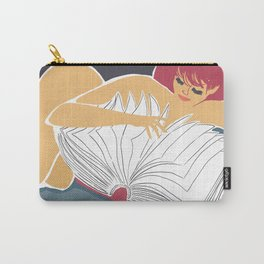 Reading Is Sexy Carry-All Pouch