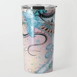 Journeying Spirit (ermine) Travel Mug