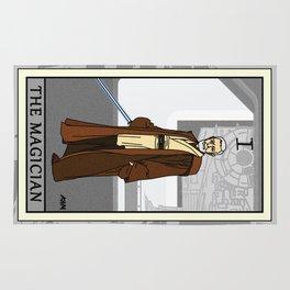 The Magician - Tarot Card Rug