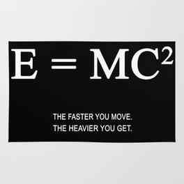 E=MC2 Rug