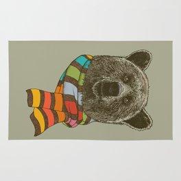 Winter Bear Rug