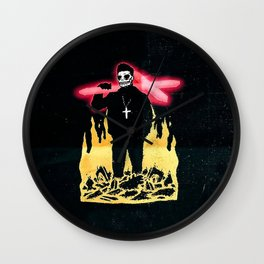 The Weeknd Starboy Wall Clock