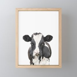 Cow Art Framed Mini Art Print