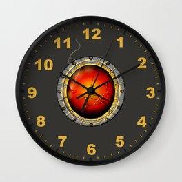 Songbird's Eye Wall Clock