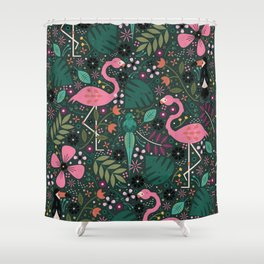 Spirit of the Jungle Shower Curtain