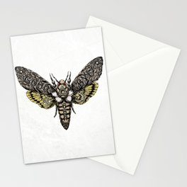 "Ouija Moth Says ""Goodbye"" Stationery Cards"