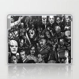 Classic Horror Guice Laptop & iPad Skin
