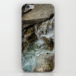 Any Which Way - Glacier NP iPhone Skin