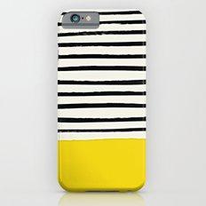 Sunshine x Stripes iPhone 6s Slim Case
