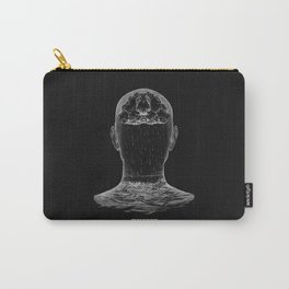 man who never smiled II Carry-All Pouch