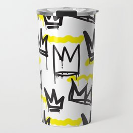 Graffiti illustration 04 Travel Mug