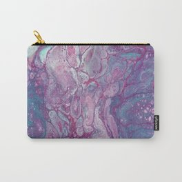Lilac Buzz Carry-All Pouch