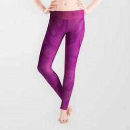 Sunny Rose (Tie Dye) Leggings