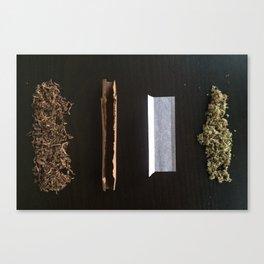 Essentials. Canvas Print