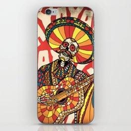 Mariachi iPhone Skin