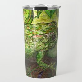 Rain Forest Toad Travel Mug