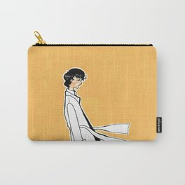 Melancholy Man Carry-All Pouch