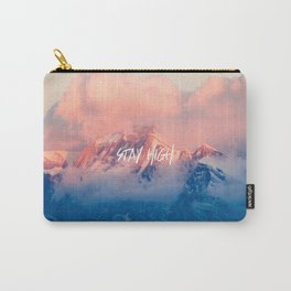 Stay Rocky Mountain High Carry-All Pouch