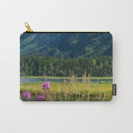 July at Tern Lake - II Carry-All Pouch