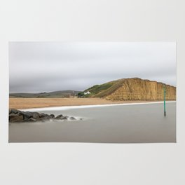 Westbay Cliffs. Rug