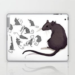 Feeling Ratty Laptop & iPad Skin