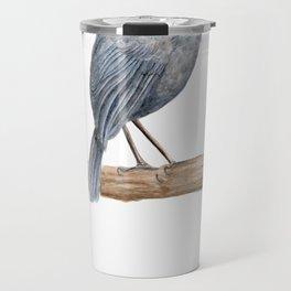 Kokako - a native New Zealand bird 2013 Travel Mug