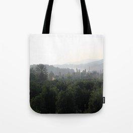 Atakoy Landscape Tote Bag