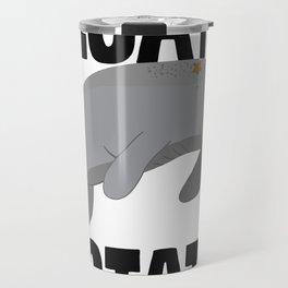 Floaty Potato Travel Mug