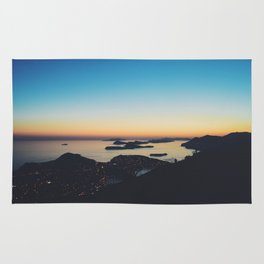 Dubrovnik Sunset Rug