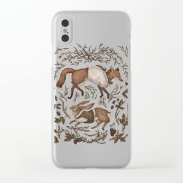 Tricksters Clear iPhone Case