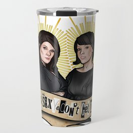 SSDGM Saints Travel Mug