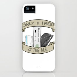 The DLC iPhone Case