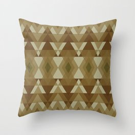 Elements - Earth Throw Pillow