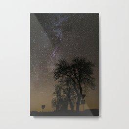 Clear Sky Metal Print