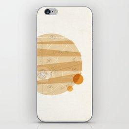 Jupiter I iPhone Skin
