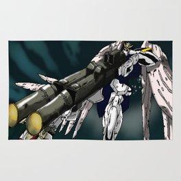 Wing Zero Rug