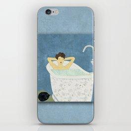 Bathtub Scene iPhone Skin