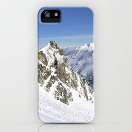 I am so small here iPhone Case