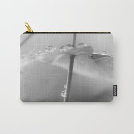 the art of peace (black and white) Carry-All Pouch
