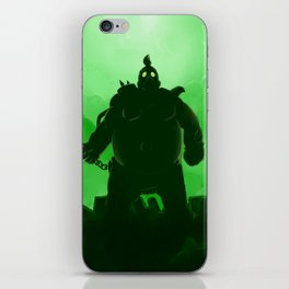 """""""Radioactive"""" Roadhog iPhone Skin"""