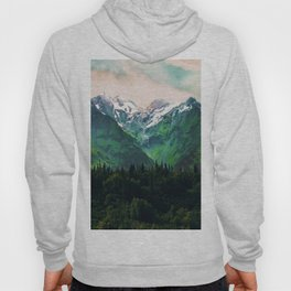 Escaping from woodland heights IV Hoody