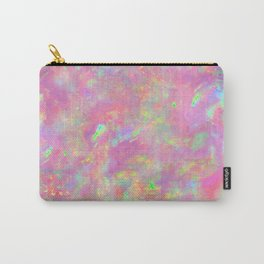 Pink Opal Carry-All Pouch