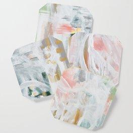 Emerging Abstact Coaster