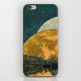 Because of parallel possibilities iPhone Skin