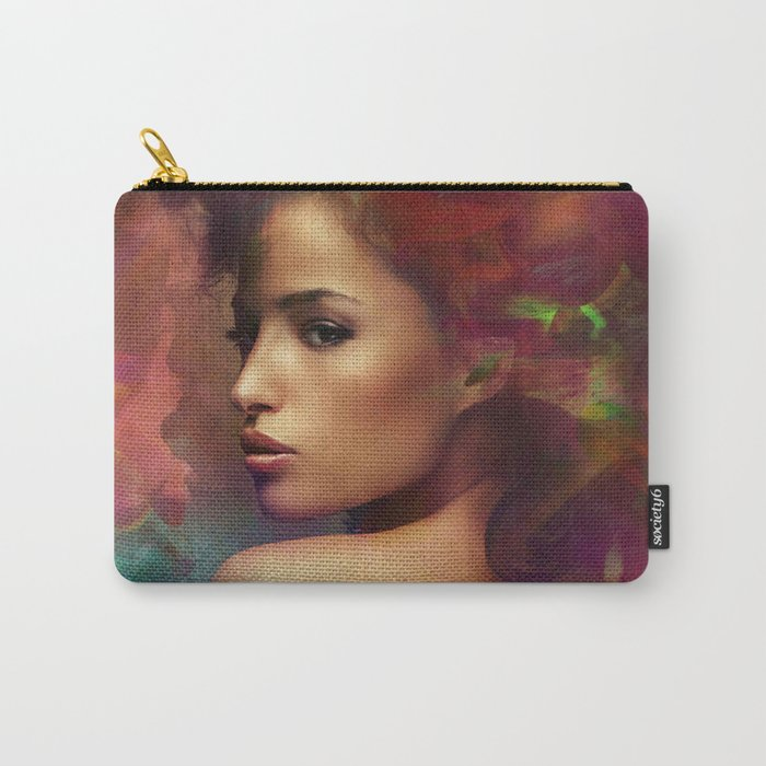 fantasy woman sensation Carry-All Pouch