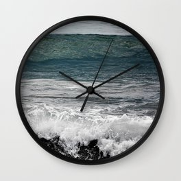 Wave you later Wall Clock